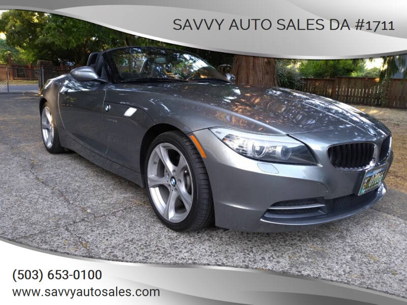 2011 BMW Z4 for sale in Portland, OR