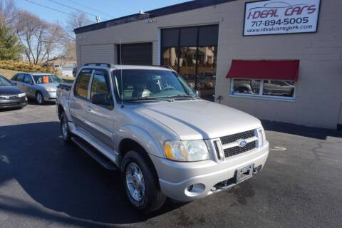 2004 Ford Explorer Sport Trac for sale at I-Deal Cars LLC in York PA
