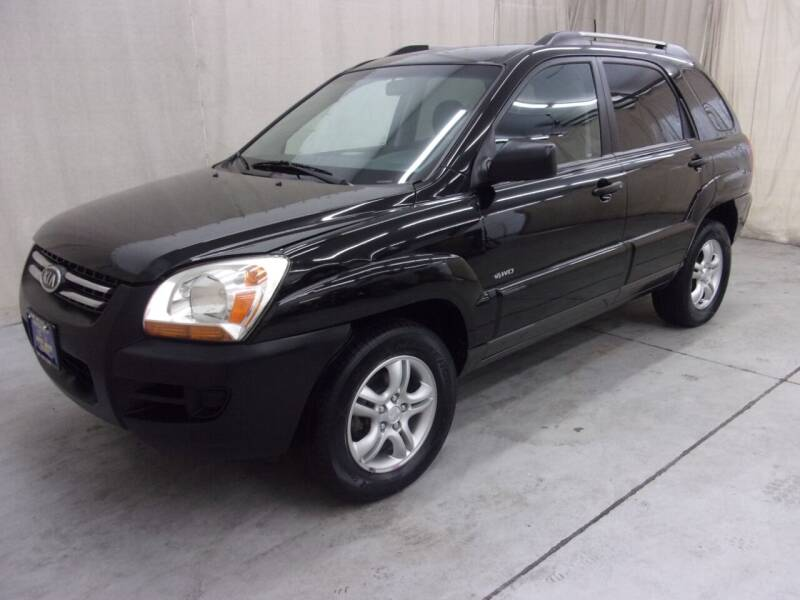 2005 Kia Sportage for sale at Paquet Auto Sales in Madison OH