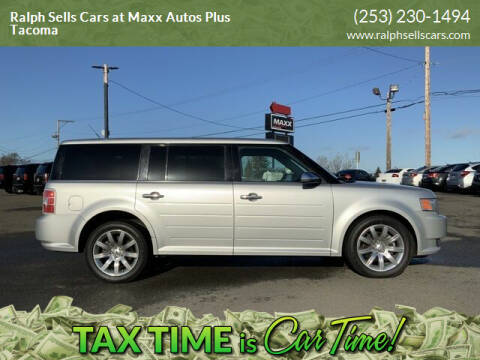 2012 Ford Flex for sale at Ralph Sells Cars at Maxx Autos Plus Tacoma in Tacoma WA