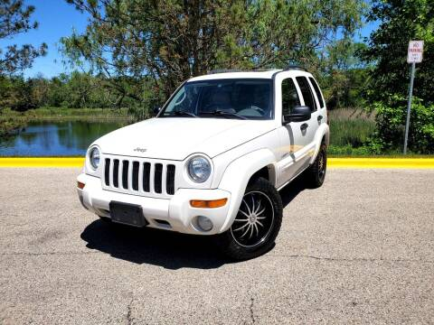 2003 Jeep Liberty for sale at Excalibur Auto Sales in Palatine IL