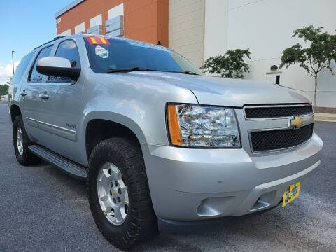 2011 Chevrolet Tahoe for sale at ELAN AUTOMOTIVE GROUP in Buford GA