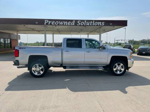 2019 Chevrolet Silverado 2500HD for sale at Preowned Solutions in Urbandale IA