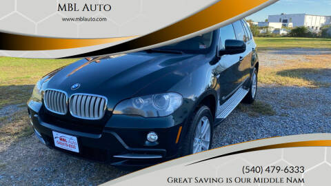 2008 BMW X5 for sale at MBL Auto in Fredericksburg VA