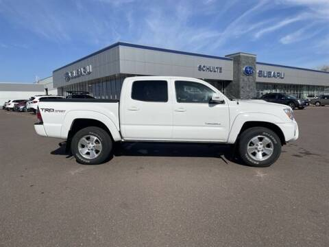 2015 Toyota Tacoma for sale at Schulte Subaru in Sioux Falls SD