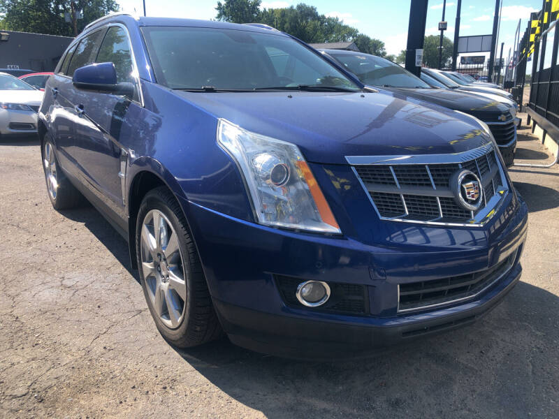 2012 Cadillac SRX for sale at Champs Auto Sales in Detroit MI