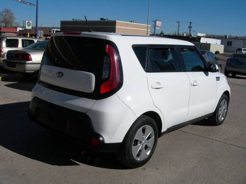 2016 Kia Soul 4dr Crossover 6M - Colorado Springs CO