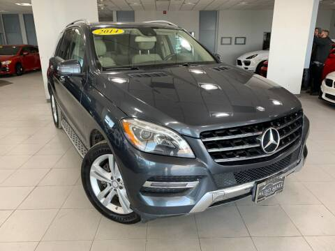 2014 Mercedes-Benz M-Class for sale at Auto Mall of Springfield in Springfield IL
