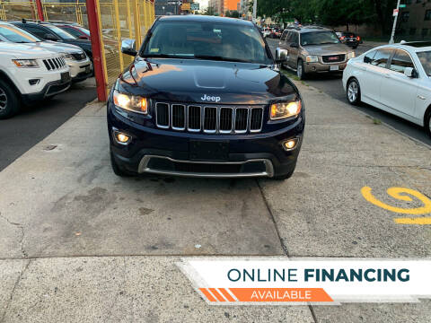 2015 Jeep Grand Cherokee for sale at Raceway Motors Inc in Brooklyn NY