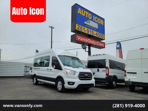 2020 Ford Transit Passenger for sale at Auto Icon in Houston TX