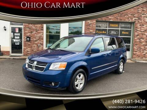 2010 Dodge Grand Caravan for sale at Ohio Car Mart in Elyria OH