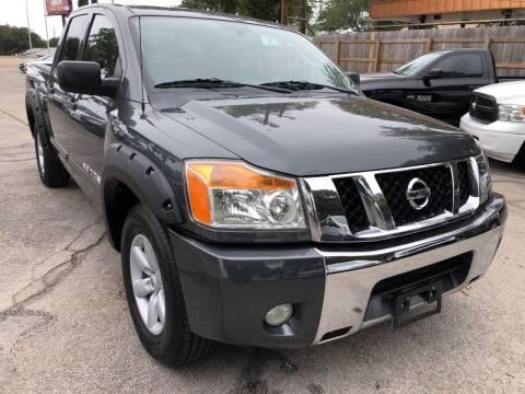 2011 Nissan Titan for sale at PRESTIGE AUTOPLEX LLC in Austin TX