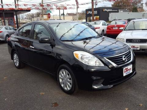 2012 Nissan Versa for sale at Car Complex in Linden NJ