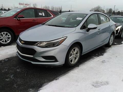 2017 Chevrolet Cruze for sale at Martins Auto Sales in Shelbyville KY
