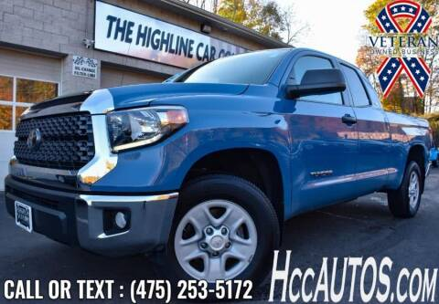 2019 Toyota Tundra for sale at The Highline Car Connection in Waterbury CT