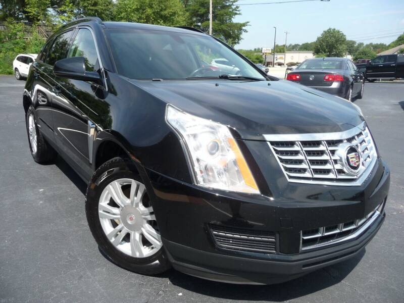 2014 Cadillac SRX for sale at Wade Hampton Auto Mart in Greer SC