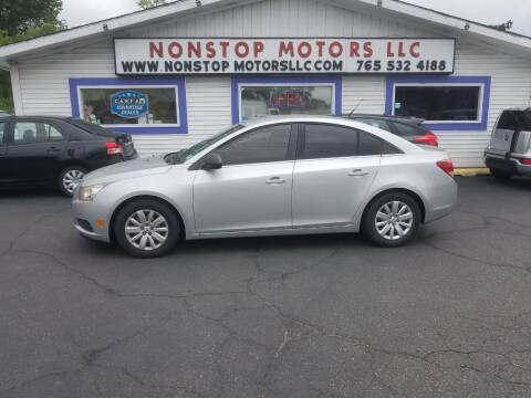 2011 Chevrolet Cruze for sale at Nonstop Motors in Indianapolis IN