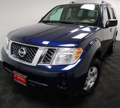 2010 Nissan Pathfinder for sale at CarNova in Stafford VA