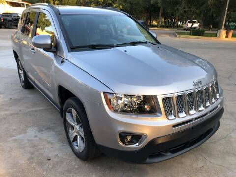 2017 Jeep Compass for sale at PRESTIGE AUTOPLEX LLC in Austin TX