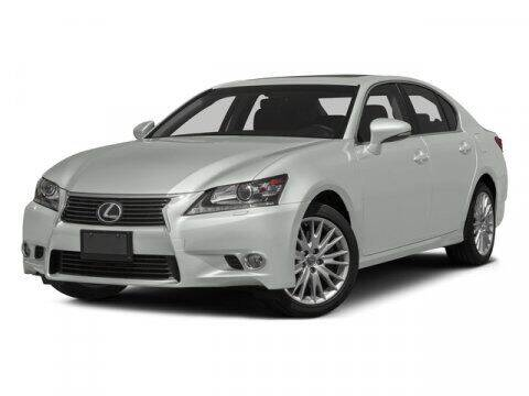 2015 Lexus GS 350 for sale at Mike Murphy Ford in Morton IL