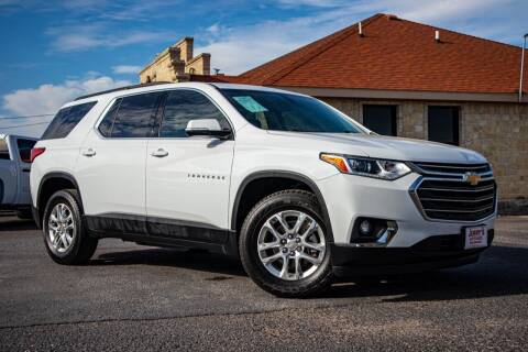 2019 Chevrolet Traverse for sale at Jerrys Auto Sales in San Benito TX