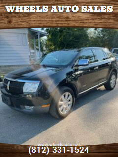 2007 Lincoln MKX for sale at Wheels Auto Sales in Bloomington IN