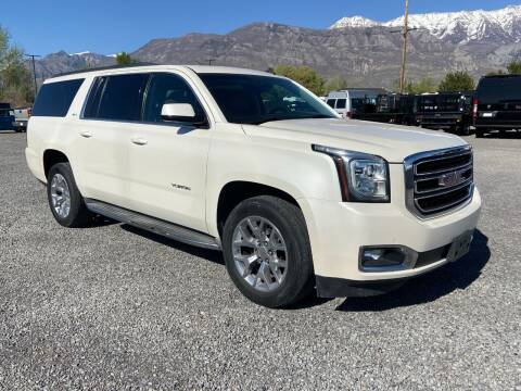 2015 GMC Yukon XL for sale at Shamrock Group LLC #1 in Pleasant Grove UT