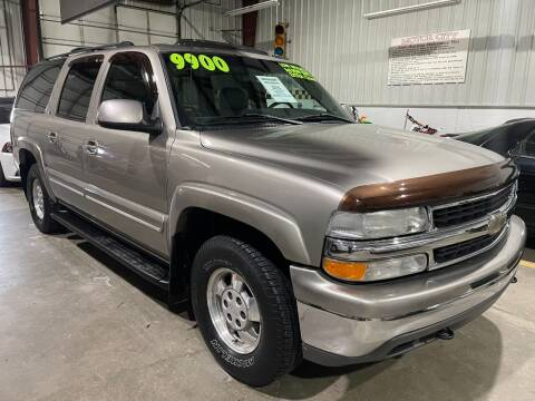 2003 Chevrolet Suburban for sale at Motor City Auto Auction in Fraser MI