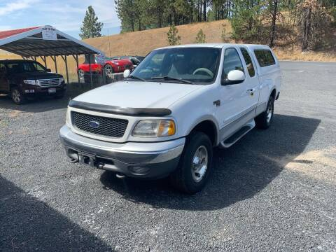 2000 Ford F-150 for sale at CARLSON'S USED CARS in Troy ID