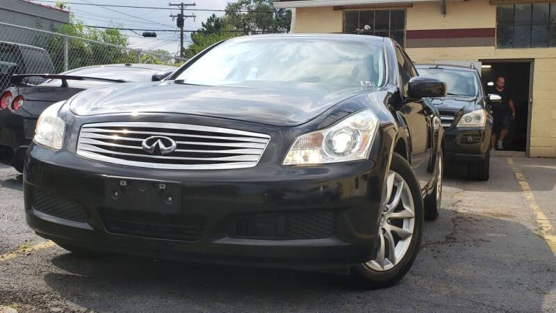 2008 Infiniti G35 for sale at Nationwide Auto Sales in Melvindale MI