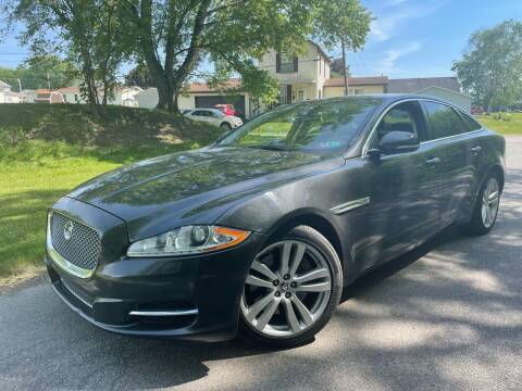 2012 Jaguar XJ for sale at Trocci's Auto Sales in West Pittsburg PA