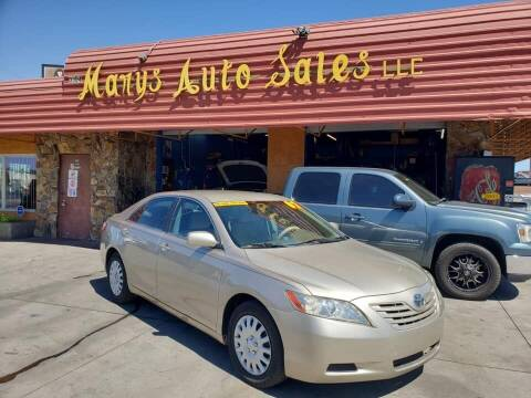 2007 Toyota Camry for sale at Marys Auto Sales in Phoenix AZ