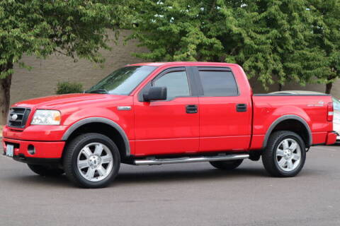 2006 Ford F-150 for sale at Beaverton Auto Wholesale LLC in Hillsboro OR