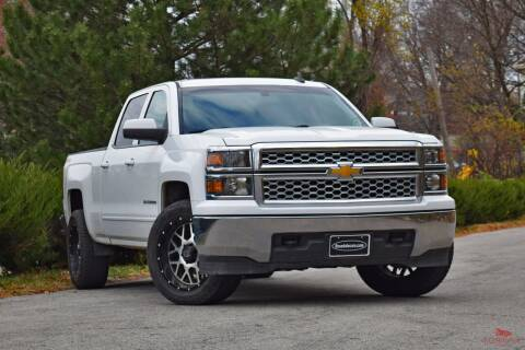 2015 Chevrolet Silverado 1500 for sale at Rosedale Auto Sales Incorporated in Kansas City KS