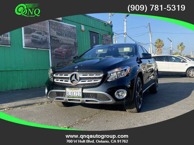 2019 Mercedes-Benz GLA for sale in Ontario, CA