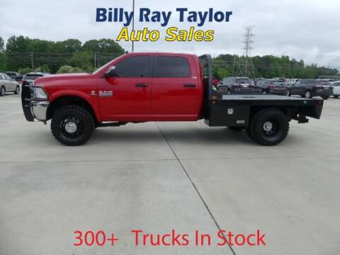 2016 RAM Ram Chassis 3500 for sale at Billy Ray Taylor Auto Sales in Cullman AL