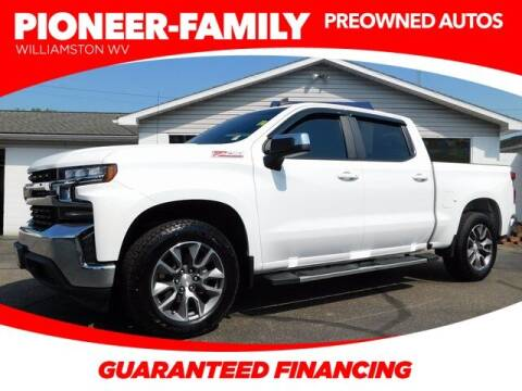 2019 Chevrolet Silverado 1500 for sale at Pioneer Family preowned autos in Williamstown WV