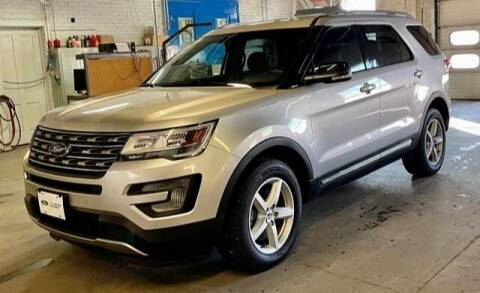 2017 Ford Explorer for sale at Reinecke Motor Co in Schuyler NE