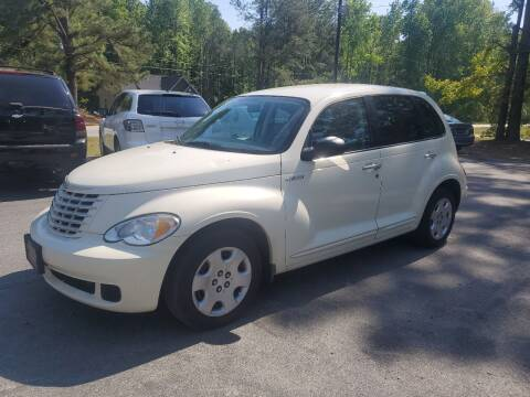 2006 Chrysler PT Cruiser for sale at Tri State Auto Brokers LLC in Fuquay Varina NC
