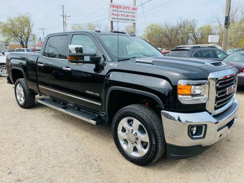 2019 GMC Sierra 2500HD for sale at Truck City Inc in Des Moines IA