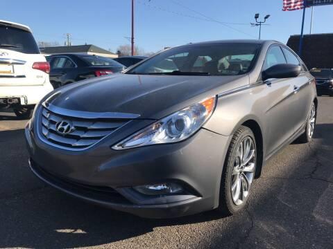 2011 Hyundai Sonata for sale at GREAT DEAL AUTO SALES in Center Line MI