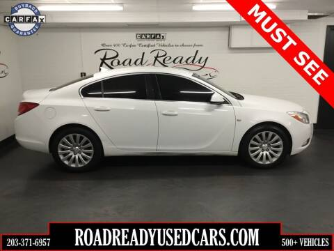 2011 Buick Regal for sale at Road Ready Used Cars in Ansonia CT
