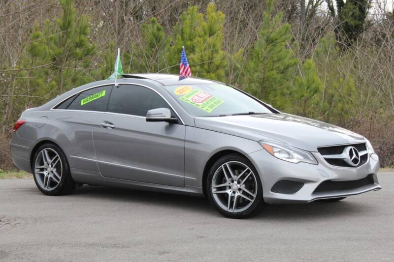 2015 Mercedes-Benz E-Class for sale at McMinn Motors Inc in Athens TN