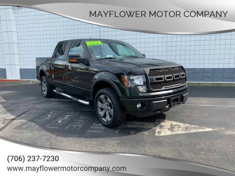 2012 Ford F-150 for sale at Mayflower Motor Company in Rome GA