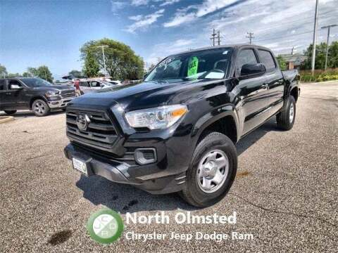2018 Toyota Tacoma for sale at North Olmsted Chrysler Jeep Dodge Ram in North Olmsted OH
