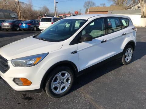 2017 Ford Escape for sale at Teds Auto Inc in Marshall MO