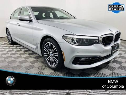 2017 BMW 5 Series for sale at Preowned of Columbia in Columbia MO