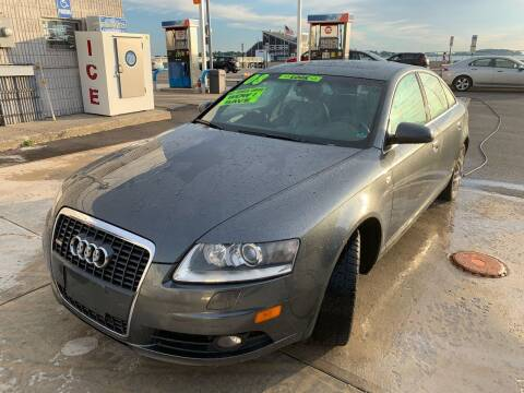 2008 Audi A6 for sale at Quincy Shore Automotive in Quincy MA