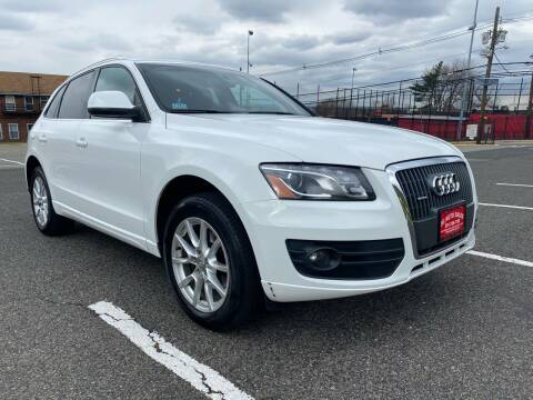 2012 Audi Q5 for sale at JG Auto Sales in North Bergen NJ