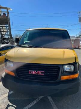2010 GMC Savana Cargo for sale at Rodeo Auto Sales Inc in Winston Salem NC